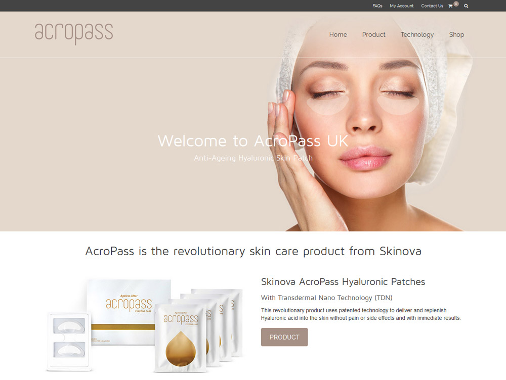 AcroPass-Web-Design