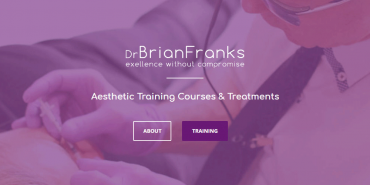 Dr Franks Website Management