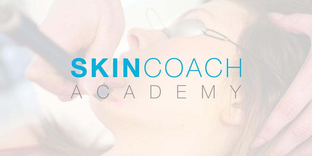 Skin Coach Academy Web Design