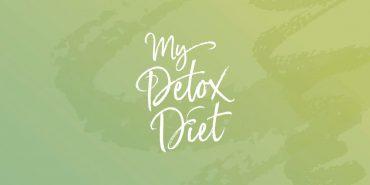 My Detox Diet Web Design