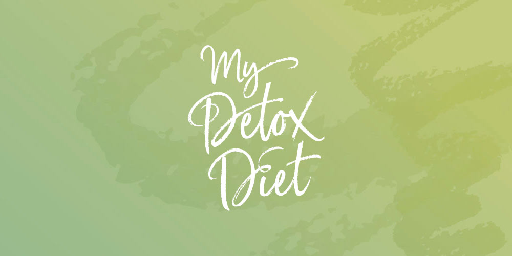My Detox Diet Web Design - Clinical Marketing