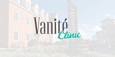 Vanité Clinic Web Design