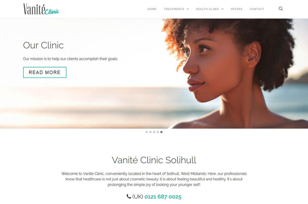 Web-Design-Vanite